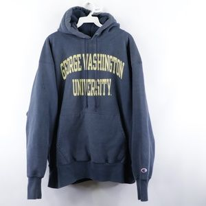 Champion Reverse Weave George Washington Hoodie
